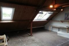 Velux 3 in 1 studio en een tuimelvenster gemonteerd in Uden