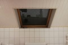 oude raam vervangen voor Velux 3 in 1 in Haps
